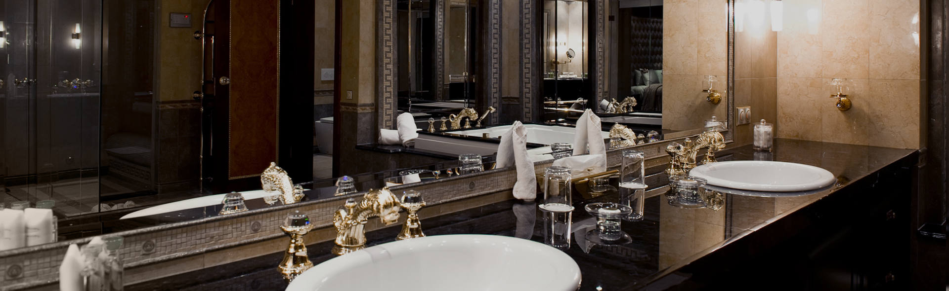 Luxury! VIP To Go restroom trailers offer amazing luxury.