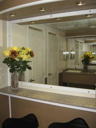 Elegant Porta Potties Help Add Office Space