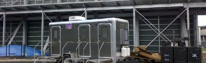 VIP To Go delivers luxury portable restrooms where you need them.