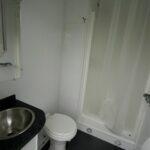 Luxury portable toilets NYC
