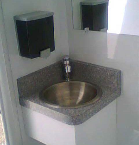private sink